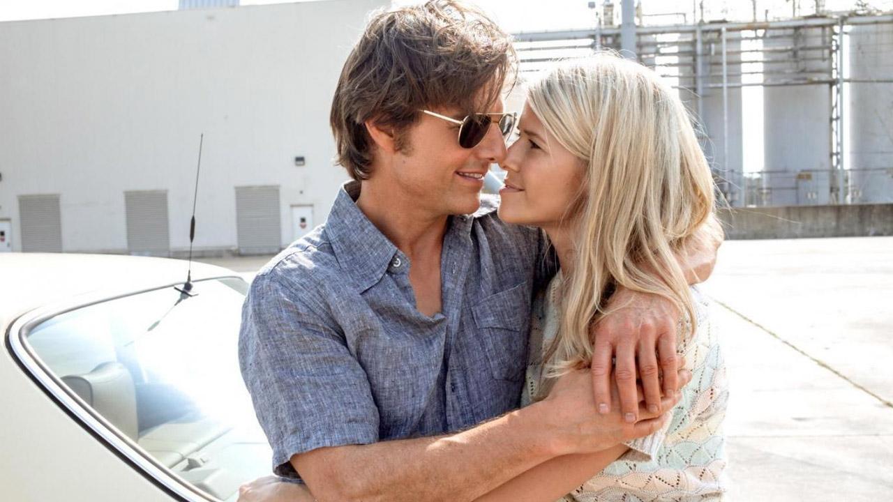 In foto Tom Cruise (57 anni) Dall'articolo: Barry Seal, grande rimonta: è secondo al box office.