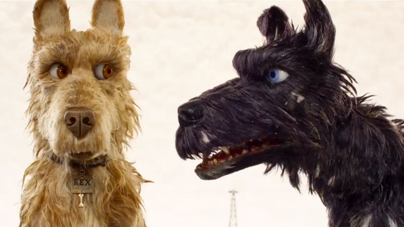 Isle of Dogs, il trailer originale
