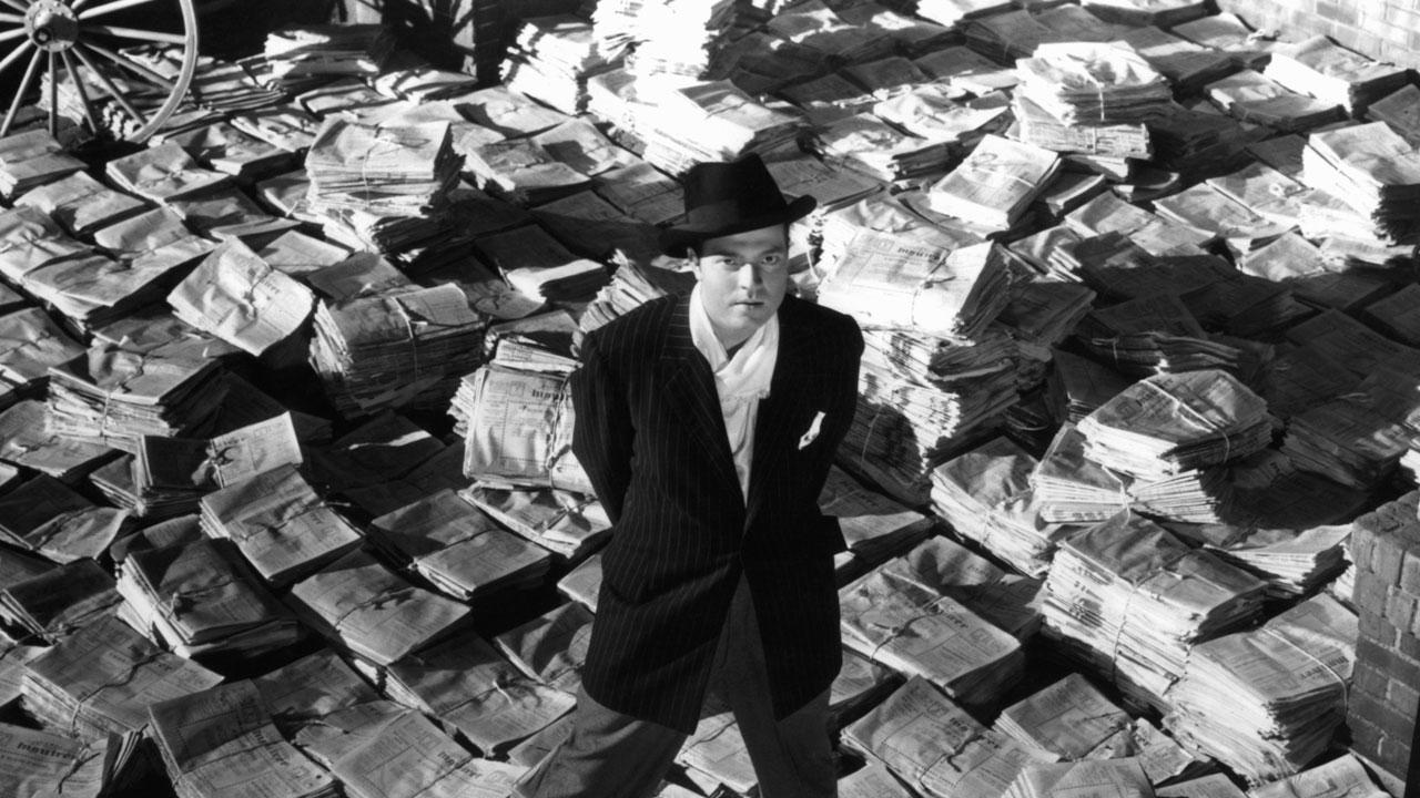 In foto Orson Welles Dall'articolo: In edicola un'offerta preziosa: i grandi classici RKO.