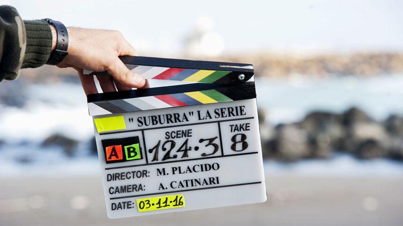 La produzione e la macchina da presa: gli autori di Suburra