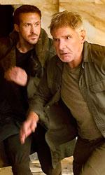 In foto Harrison Ford (77 anni) Dall'articolo: Contro tutte le previsioni, clamorosa frenata per Blade Runner negli USA.