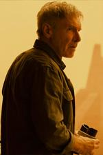 In foto Harrison Ford (77 anni) Dall'articolo: Clamoroso, negli USA Blade Runner 2049 è un flop.
