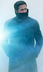 In foto Ryan Gosling (39 anni) Dall'articolo: Blade Runner 2049 piace in Italia e tiene a distanza L'uomo di neve.