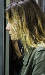 In foto Lucia Mascino (43 anni) Dall'articolo: Il 35 TFF annuncia 7 film: ci sono Comencini e Wirkola.