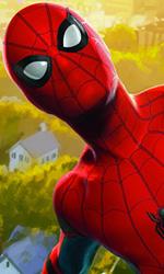 In foto Tom Holland (22 anni) Dall'articolo: Spider-Man: Homecoming in streaming su Rakuten TV a 6,99€.