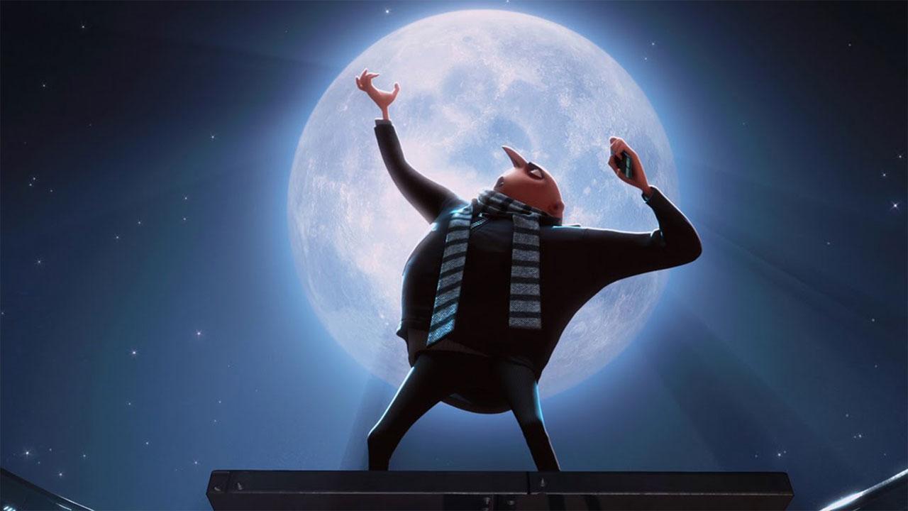 -  Dall'articolo: Cattivissimo me, il malvagio Gru alla conquista della luna.