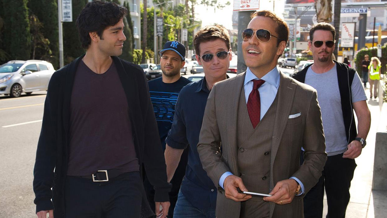 -  Dall'articolo: Entourage, un buddy movie da Los Angeles.