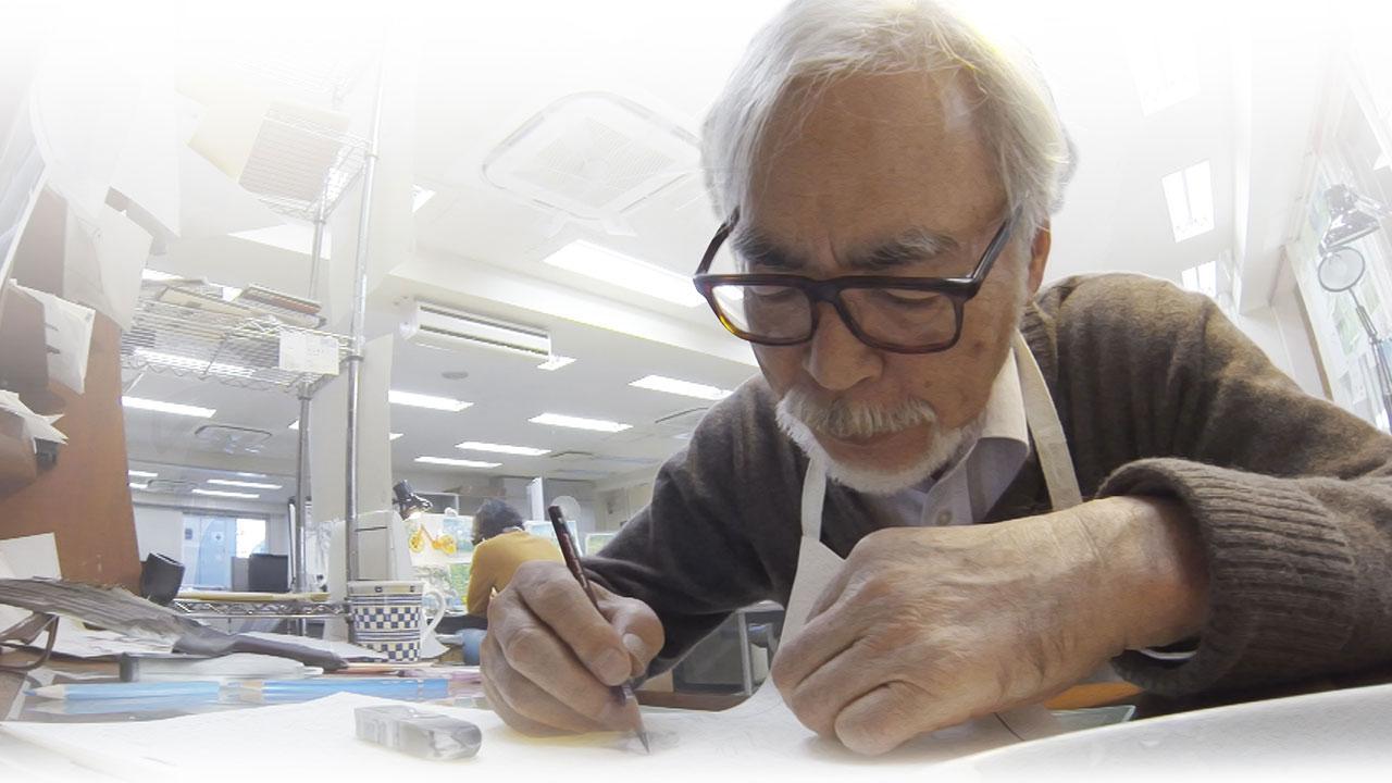 Never Ending Man - Hayao Miyazaki, guarda l'inizio