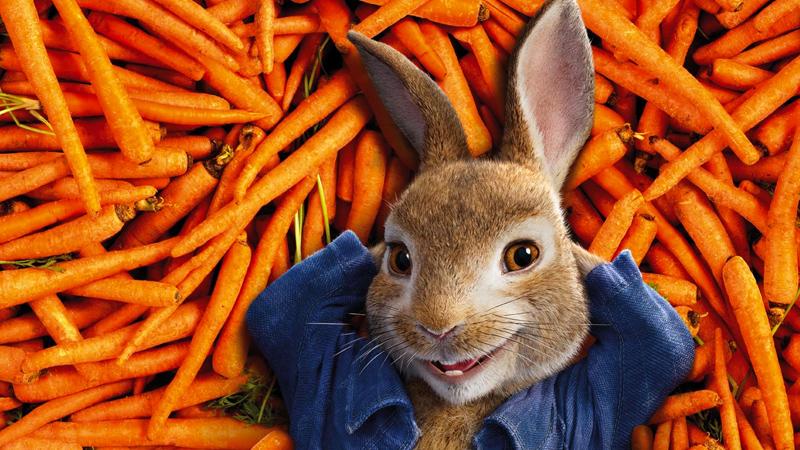 Peter Rabbit, dalla penna di Beatrix Potter al grande schermo