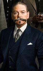 In foto Kenneth Branagh (60 anni) Dall'articolo: Agatha Christie, la scrittrice eternamente letta e vista... al cinema.
