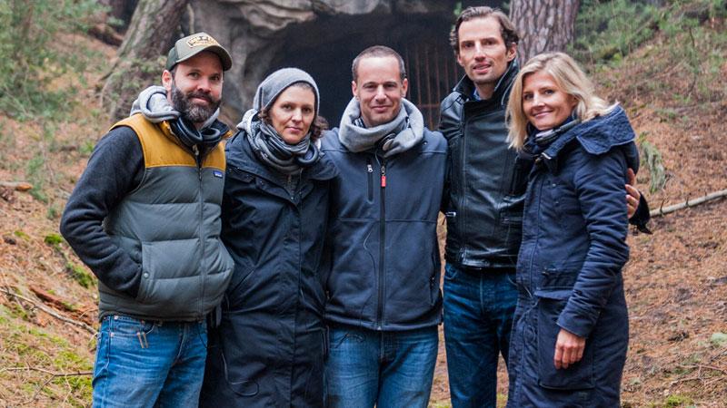 La scrittura e la regia: Jantje Friese e Baran Bo Odar