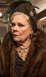 In foto Judi Dench (86 anni) Dall'articolo: Assassinio sull'Orient Express è il nuovo leader del box office.