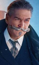 In foto Kenneth Branagh (60 anni) Dall'articolo: Vasco ci prova ma Assassinio sull'Orient Express rimane primo.