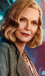 In foto Michelle Pfeiffer (62 anni) Dall'articolo: Assassinio sull'Orient Express entra nella top ten stagionale.