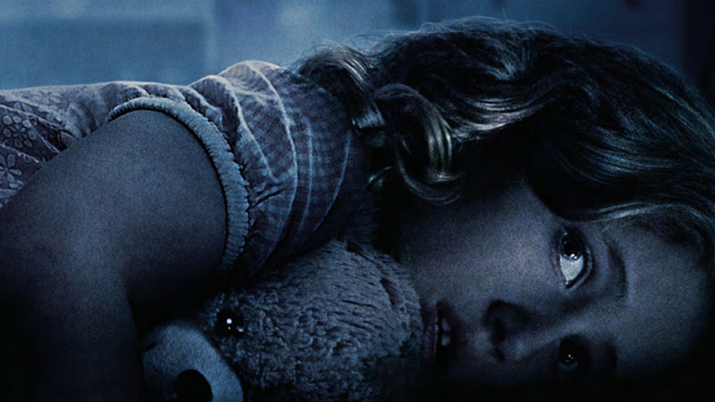 Insidious - L'ultima chiave, il motion poster