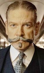 In foto Kenneth Branagh (60 anni) Dall'articolo: Box Office, mezzo milione per Assassinio sull'Orient Express.