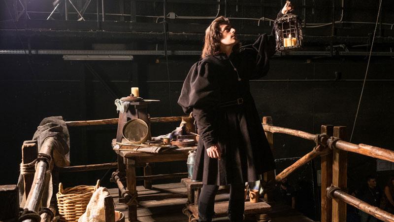 Raffaello - Il principe delle arti, il film stasera in prima tv su Sky