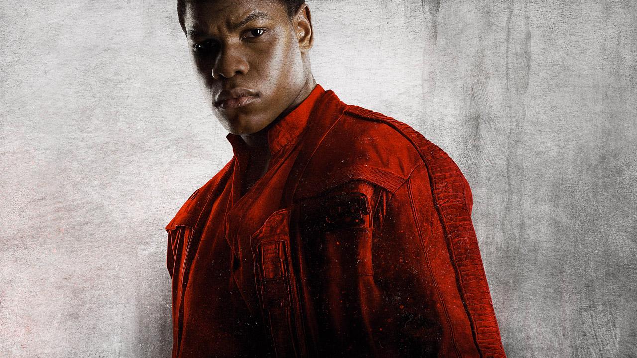 In foto John Boyega (28 anni) Dall'articolo: Star Wars torna a correre al Box Office: superati i 7 milioni.