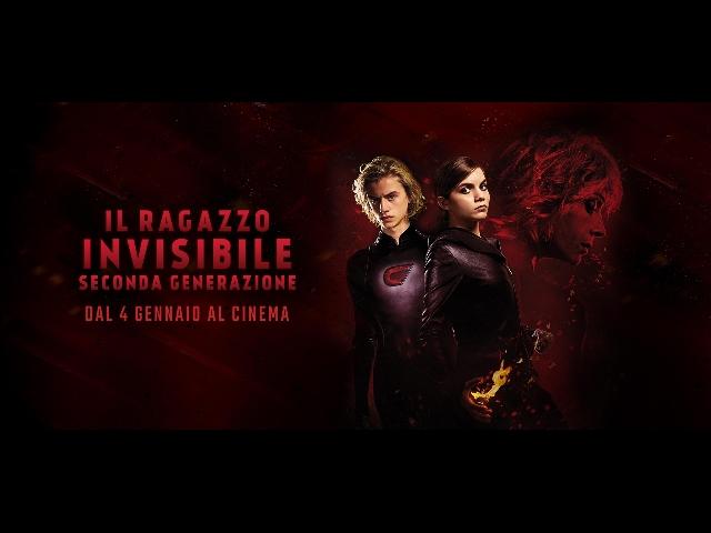 Il ragazzo invisibile II, il lato oscuro - MYmovies.it