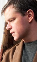 In foto Matt Damon (49 anni) Dall'articolo: Hereafter, il film stasera in tv su Iris.