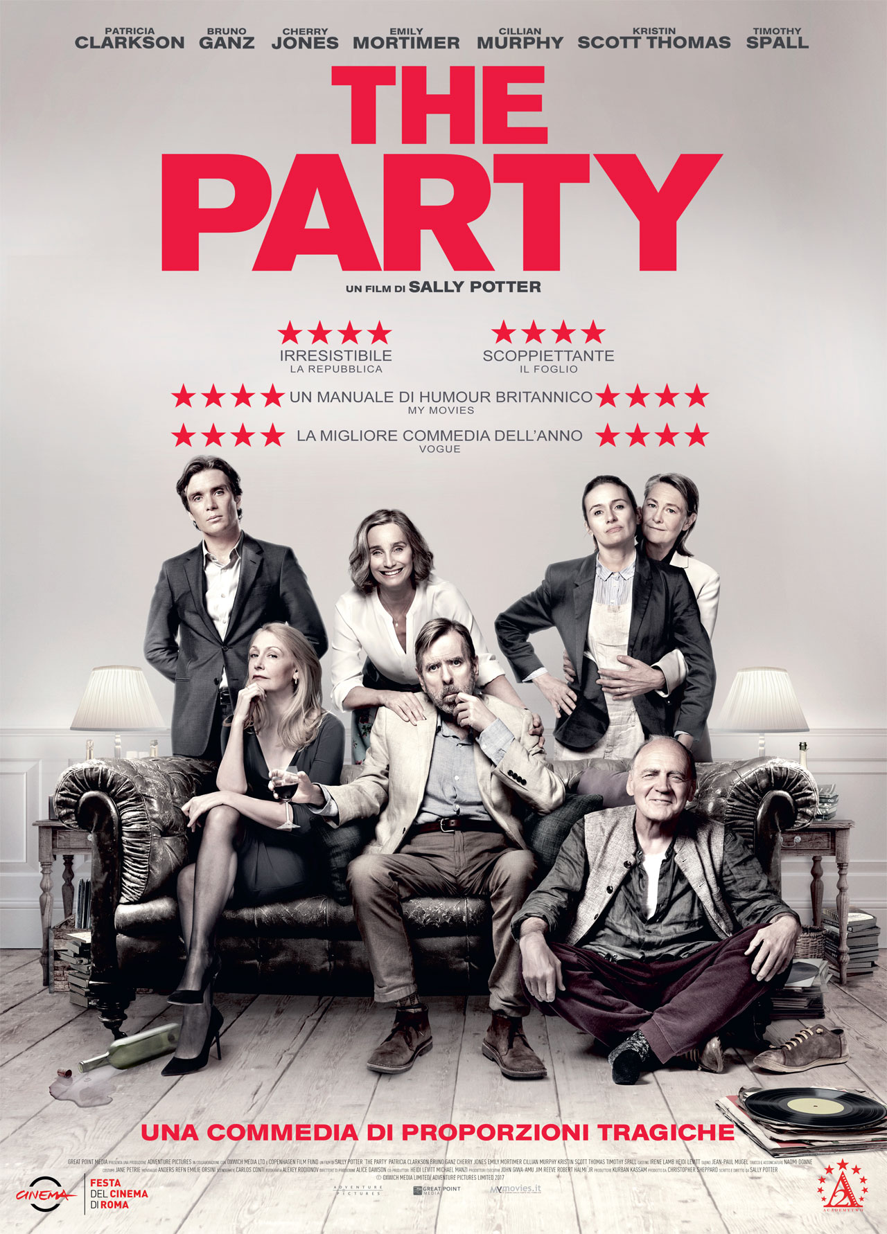 Film The Party