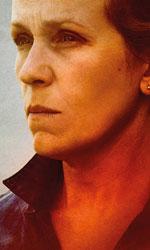 In foto Frances McDormand (62 anni) Dall'articolo: Tre manifesti a Ebbing, Missouri, raro trovare un film così sorprendente.