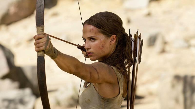 Tomb Raider, il nuovo trailer italiano