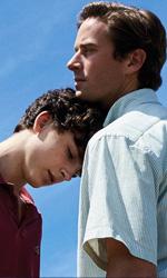 In foto Timothée Chalamet (23 anni) Dall'articolo: Oscar 2018, 4 nomination per Chiamami col tuo nome.