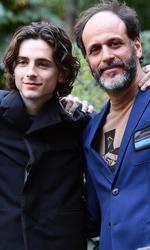 In foto Luca Guadagnino Dall'articolo: Luca Guadagnino: «il mio film? Non è una storia d'amore gay».