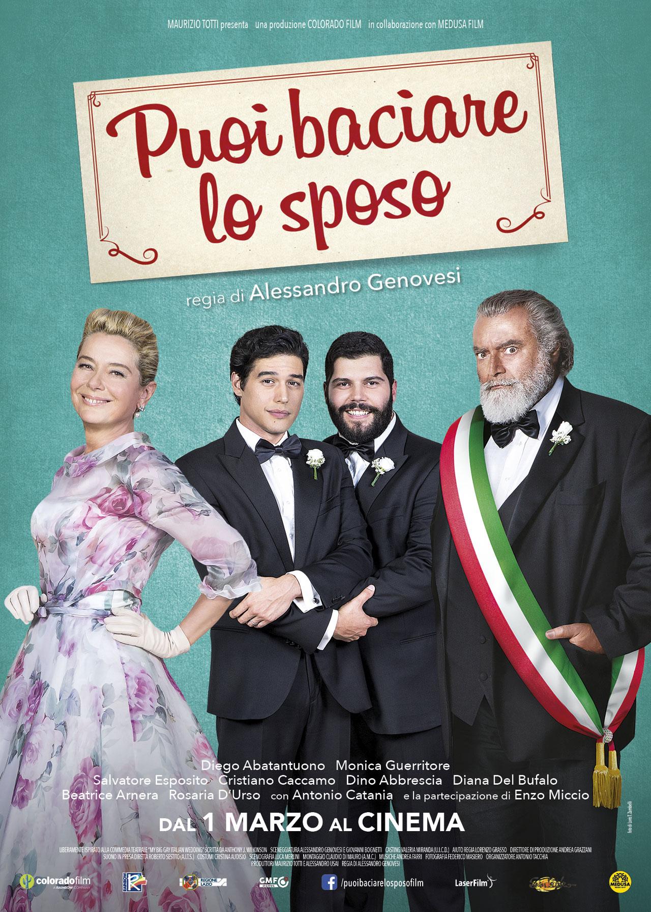Puoi Baciare Lo Sposo Film 2018 Mymovies It