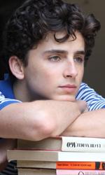 In foto Timothée Chalamet (23 anni) Dall'articolo: Luca Guadagnino, italiano che guarda all'Italia con occhi da straniero.