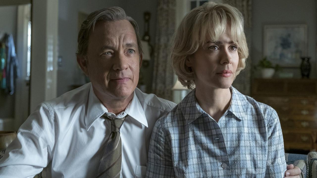 In foto Tom Hanks (63 anni) Dall'articolo: Box Office, oltre 2 milioni di euro per The Post.
