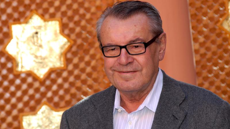 Milos Forman, auguri al pluripremiato regista ceco