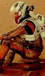 In foto Matt Damon (50 anni) Dall'articolo: Sopravvissuto - The Martian, la salvezza è a soli 225km di distanza.