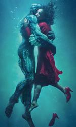 In foto Sally Hawkins (43 anni) Dall'articolo: La forma dell'acqua, Del Toro sta rimpiazzando Tim Burton?.