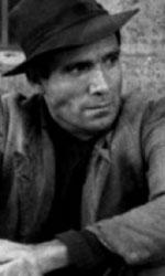 In foto Lamberto Maggiorani (110 anni) Dall'articolo: Settant'anni fa usciva Ladri di biciclette, il più grande film italiano.