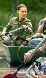 In foto Natalie Portman (39 anni) Dall'articolo: Annientamento, trailer e poster del film Netflix con Natalie Portman.
