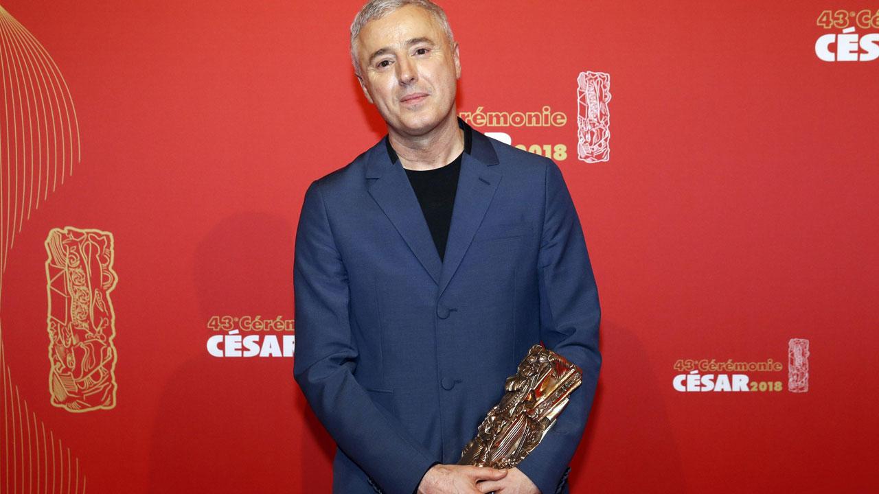 In foto Robin Campillo (59 anni) Dall'articolo: 120 battiti e sei César per il film militante di Robin Campillo.