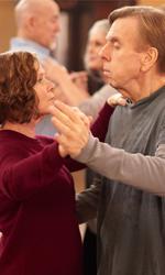 In foto Timothy Spall (61 anni) Dall'articolo: Ricomincio da noi, una commedia per negoziare desideri e paure.