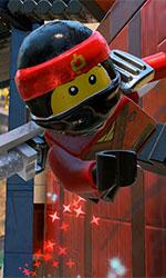 -  Dall'articolo: Lego Ninjago, film che guarda ai più piccoli senza dimenticare l'umorismo ?.