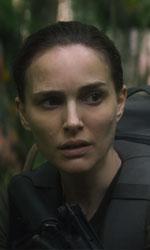 In foto Natalie Portman (39 anni) Dall'articolo: Annientamento, Natalie Portman etereo cigno nero in un mondo alieno.