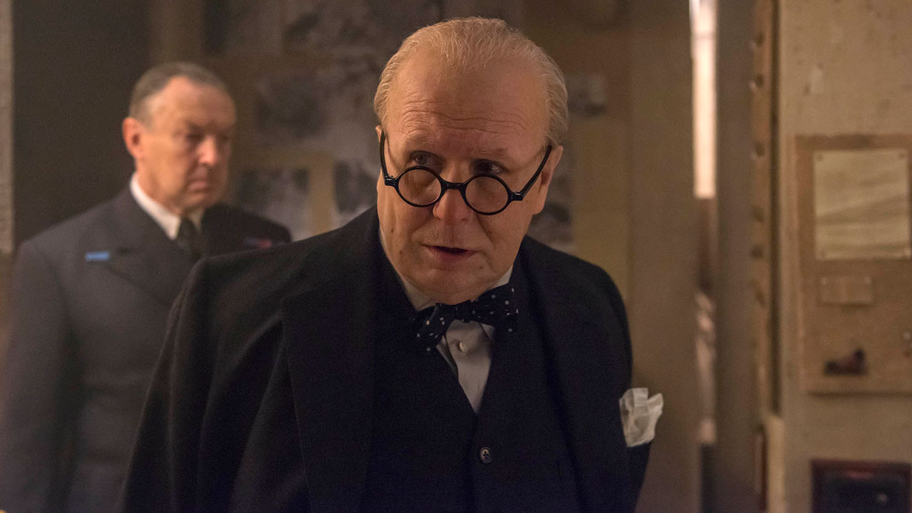 In foto Gary Oldman (61 anni) Dall'articolo: Oldman & Churchill, quando l'attore diventa il personaggio.