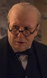 In foto Gary Oldman (63 anni) Dall'articolo: Oldman & Churchill, quando l'attore diventa il personaggio.