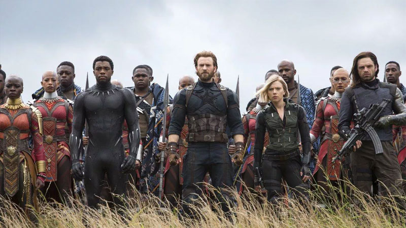 Avengers: Infinity War, il trailer italiano ufficiale