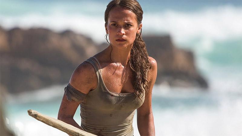Tomb Raider: piace in Italia, parte male negli USA