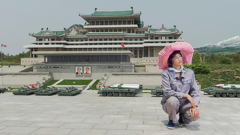 La Corea del Nord in 3D (come non l'abbiamo mai vista)