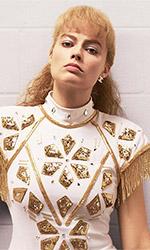 In foto Margot Robbie (28 anni) Dall'articolo: Tonya, quel film inatteso che prende il pubblico in contropiede.