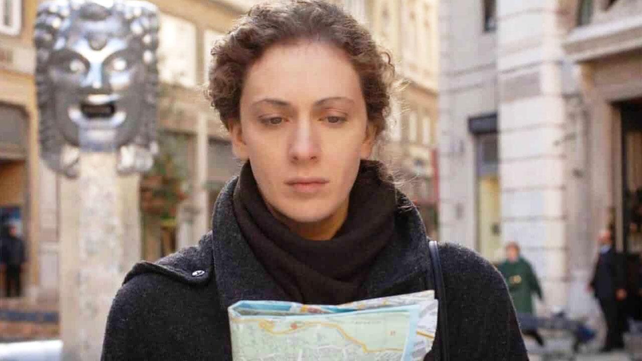In foto Ksenia Rappoport (46 anni) Dall'articolo: La sconosciuta, il film stasera in tv su Iris.