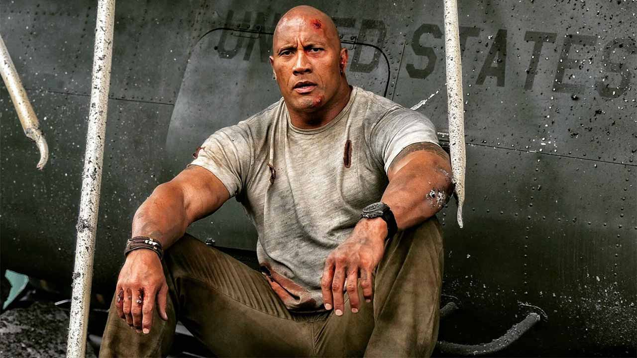 In foto Dwayne Johnson (48 anni) Dall'articolo: Meno di 3 milioni in 4 giorni: CinemaDays ha perso appeal?.