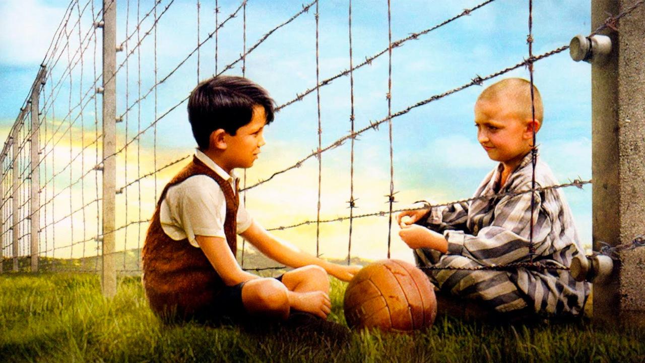 -  Dall'articolo: Il bambino con il pigiama a righe, il film stasera in tv su Nove.